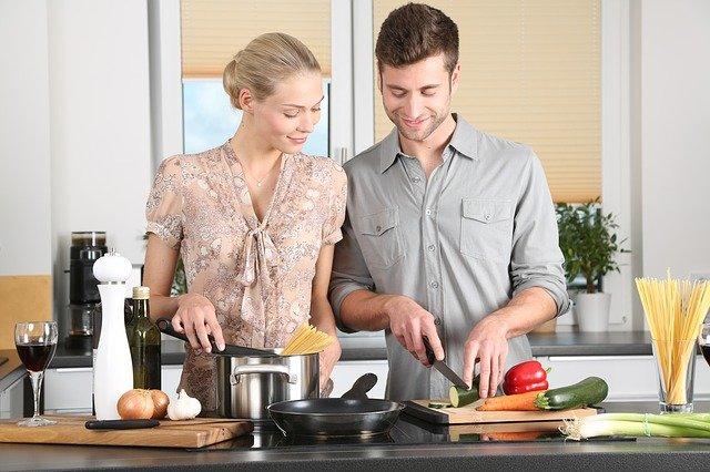 vaření partnerů