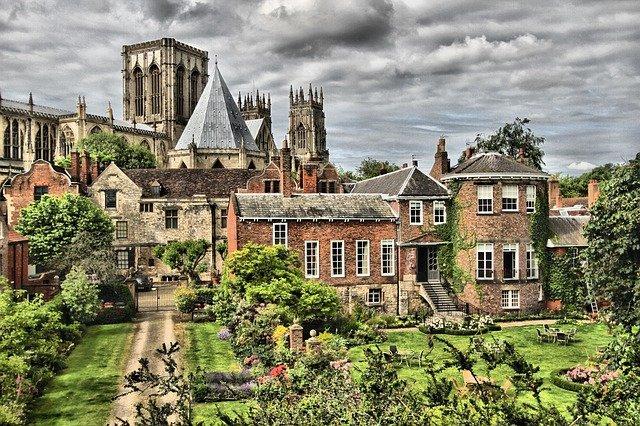 anglická katedrála