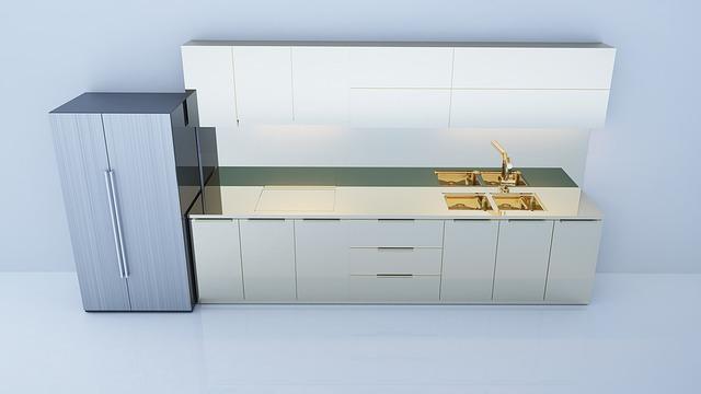 desingová kuchyň