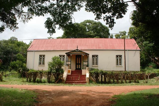 historický dům