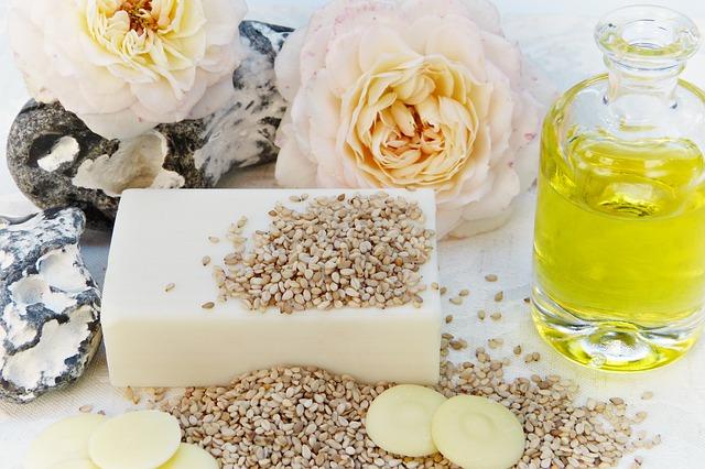 mýdlo a olej