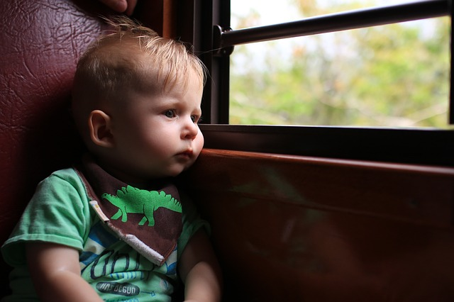 batole ve vlaku