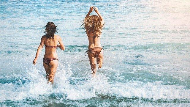 běh do moře